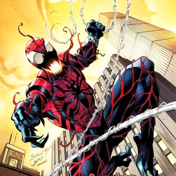 Spider-Man versions alternatives noir sombres
