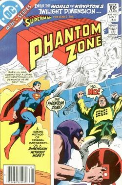 superman : zone fantôme couverture