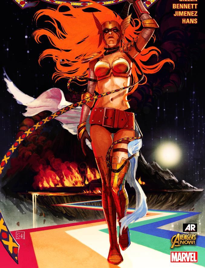 comics angela inestimable asgard assassin