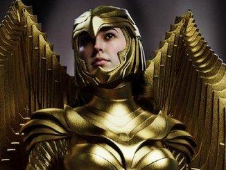 Wonder Woman 1984 Gal Gadot armure