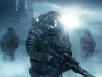 Zéro asbolu intégrale soldat sf neige