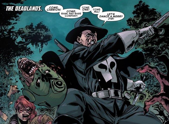 Punisher vs Marvel Zombies