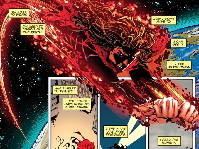 Eradicator Lois Lane