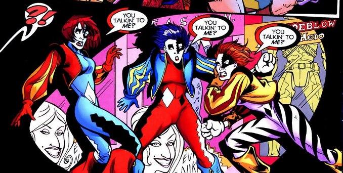 Tangent Comics Joker