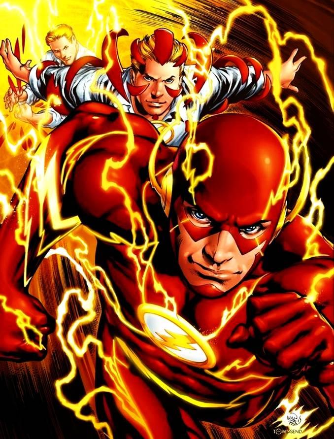 Flash barry allen