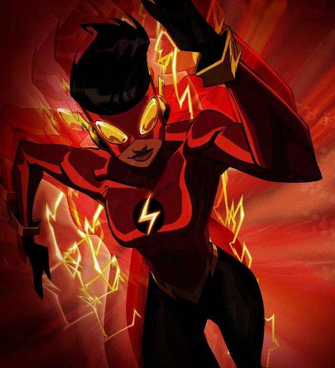 Flash danica williams
