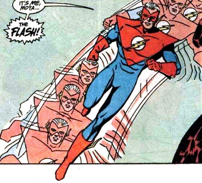 Flash john fox