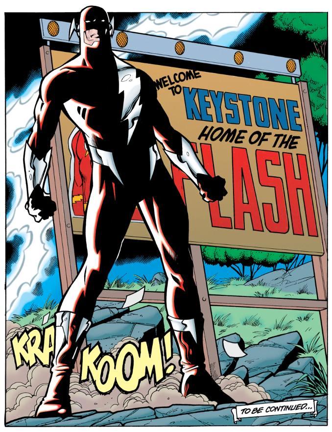 Flash Walter West