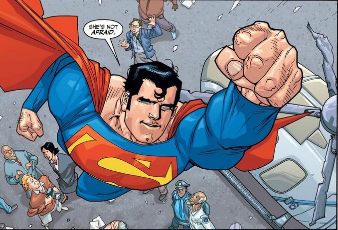 Superman les origines