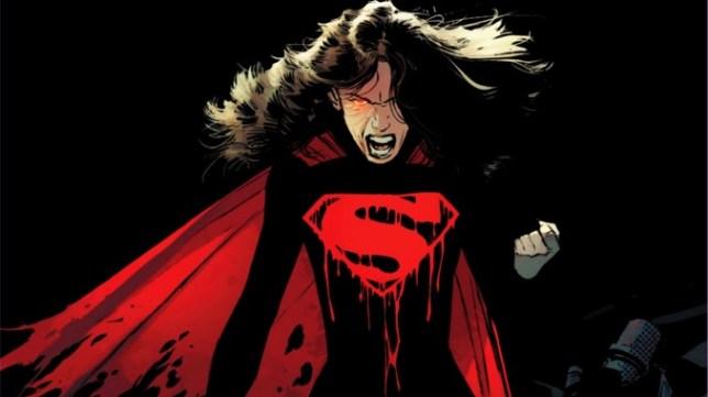 Tales from the dark multiverse death superman lois lane