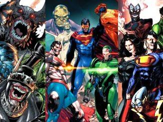 équipes supervilains DC Comics