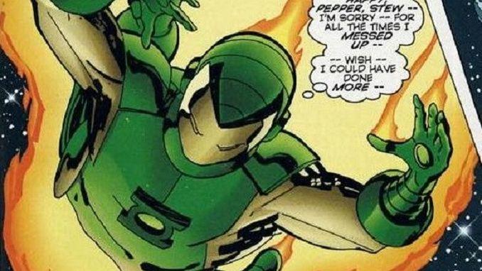 Harold Stark/Iron Lantern