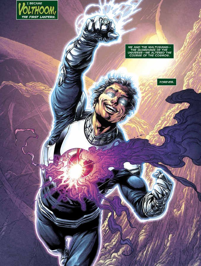Volthoom, The First Lantern