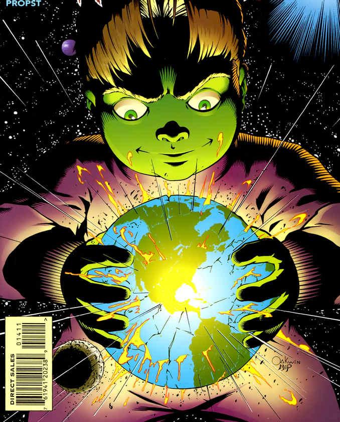 Lyrl Dox, Brainiac 3 : LEGION REBELS