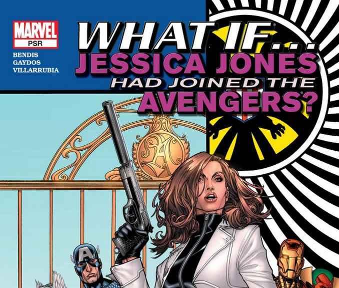 Jessica Jones & Avengers