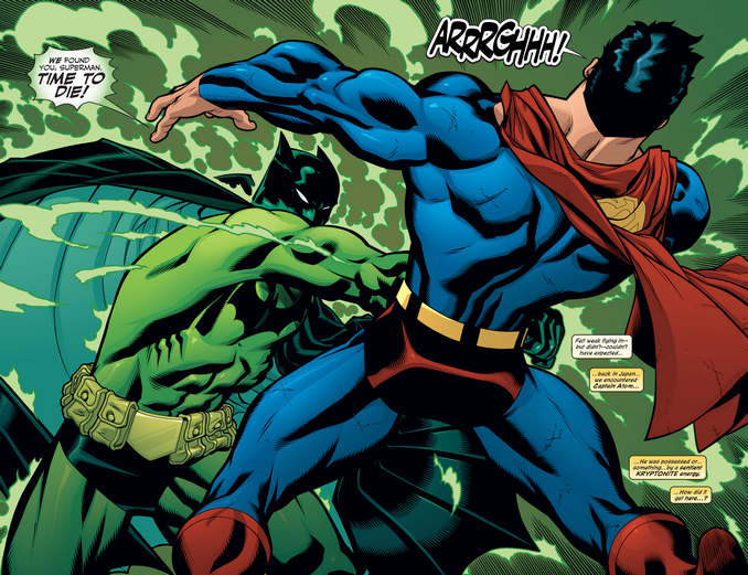 Batman, l'Homme de Kryptonite