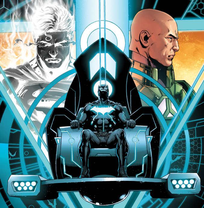 Batman, Dieu du Savoir, ou prisonnier de la Moebius Chair ?