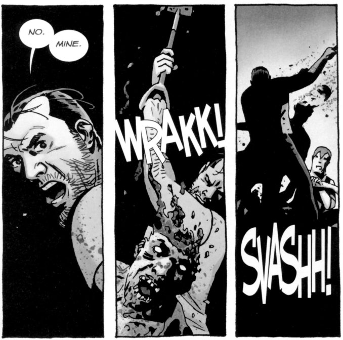 walking dead negan lives zombies