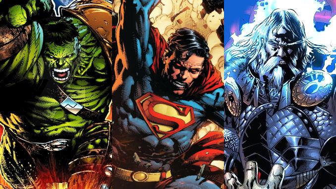 Marvel démolit Superman