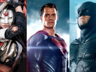 costumes héros DC