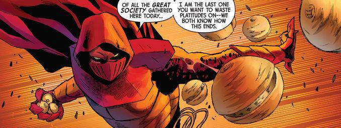 Great Society New Avengers Hickman Rider