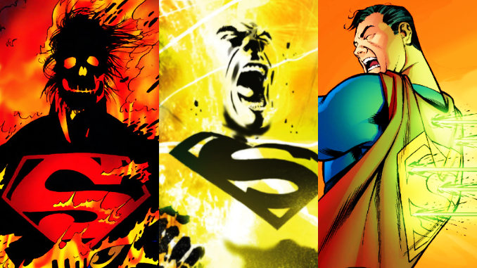morts de superman