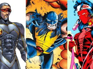 comics X-Men costumes