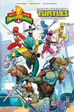 Power Ranger & Tortues Ninja Go
