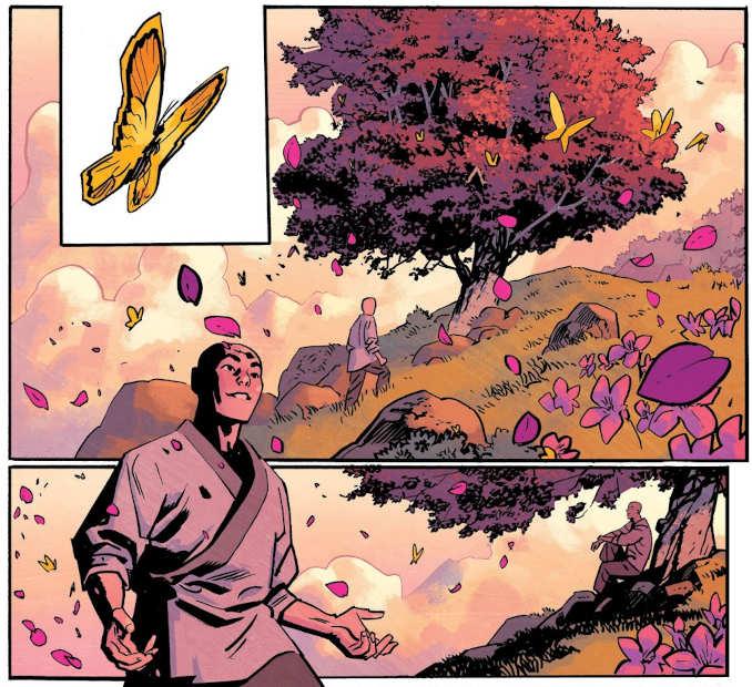 comics Fire Power
