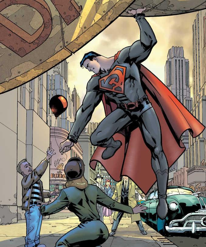 comics Superman Red Son