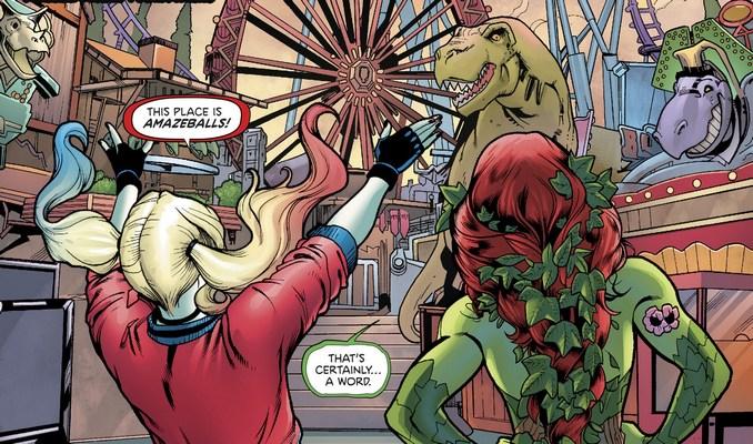 Comics Harley & Ivy