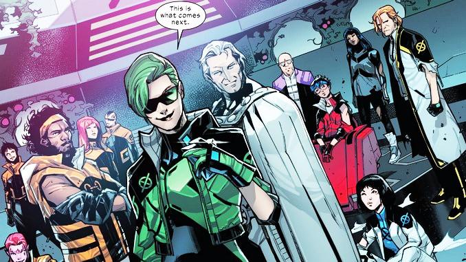comics S.W.O.R.D.