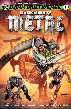 Tales From Dark Multiverse Dark Nights Metal Cover