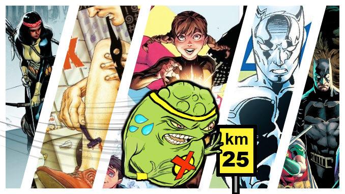 marathon comics critiques doopiennes