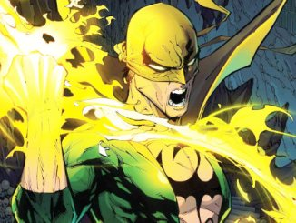 Iron Fist : Heart of the Dragon 1