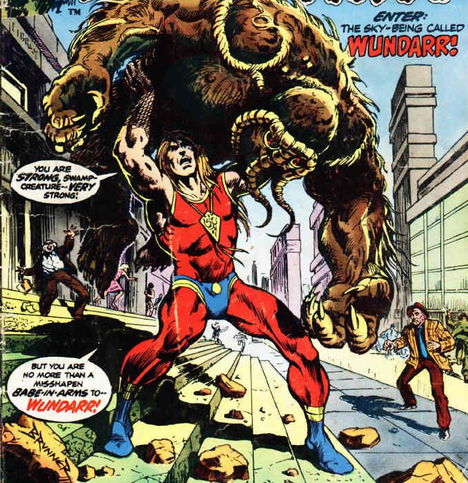 retro comics marvel two in one 2