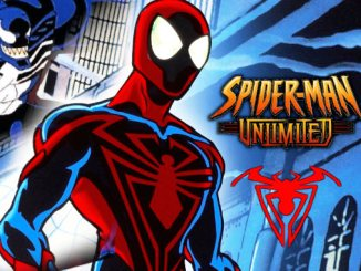 Spider-Man Unlimited série animée