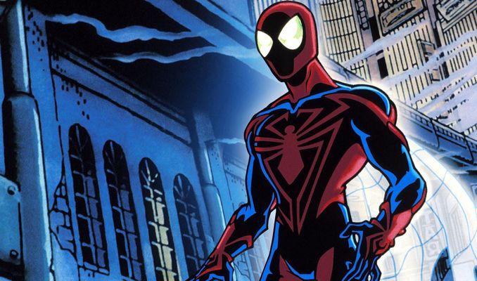 Spider-Man Unlimited série animée