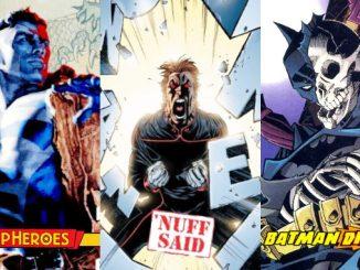 events comics