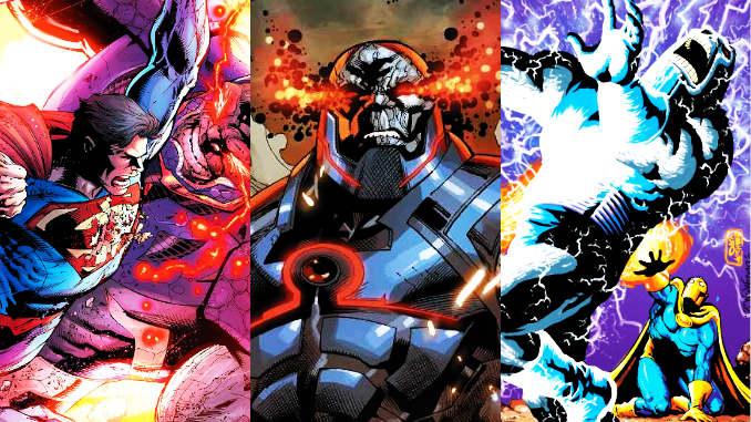 darkseid comics defaites