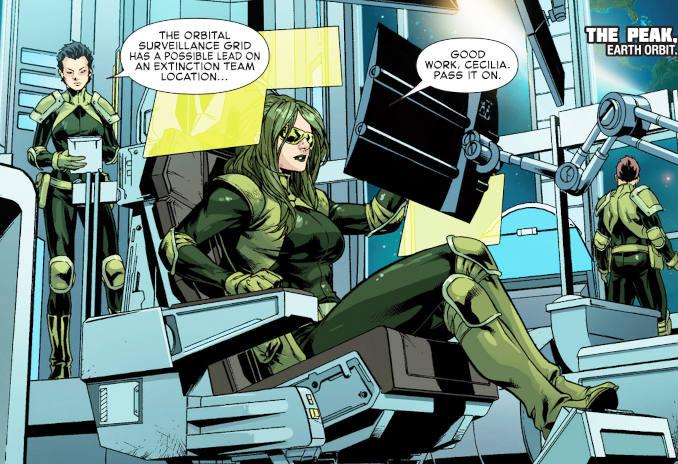 SWORD Comics