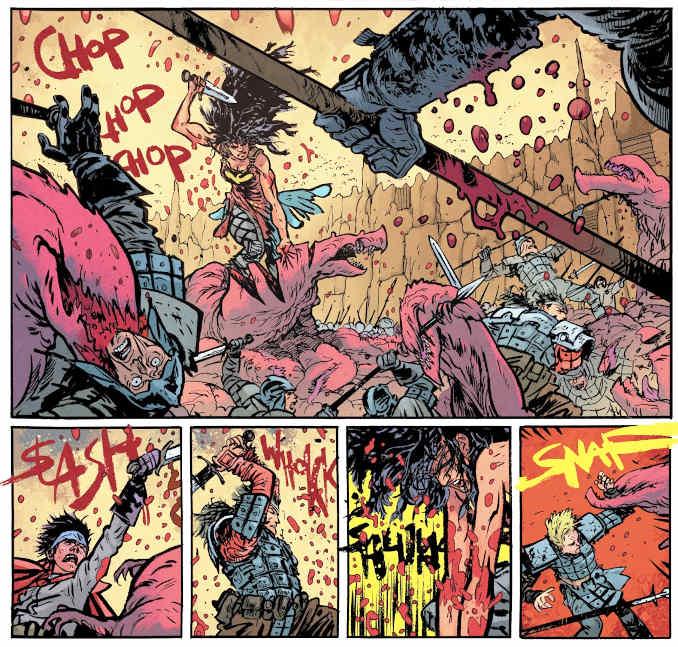 comics wonder woman dead earth