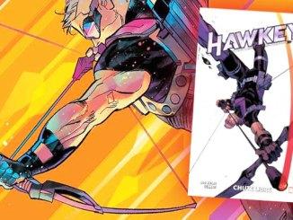 comics hawkeye chute libre