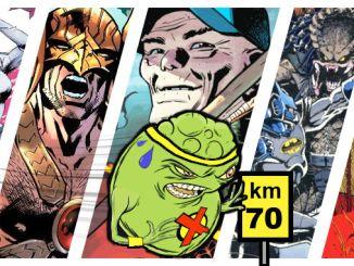 critiques doopiennes marathon comics 14