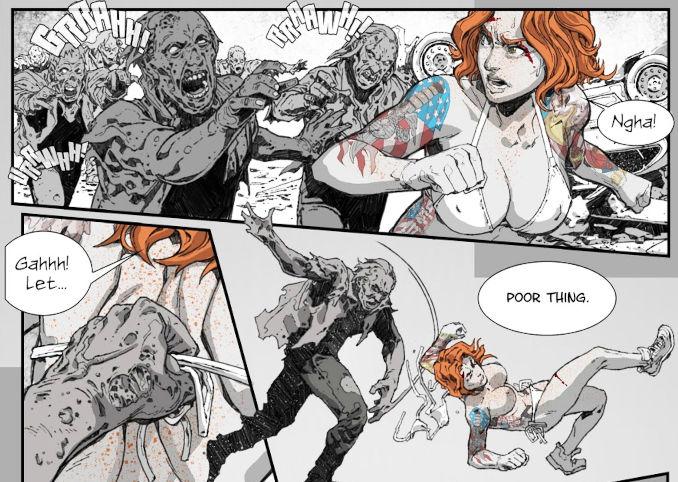 Rags Alayone Comics