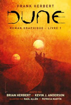 dune roman graphique