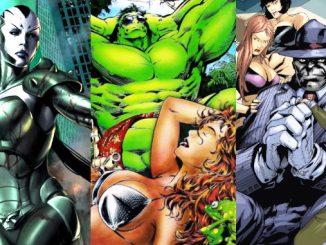 femmes Hulk