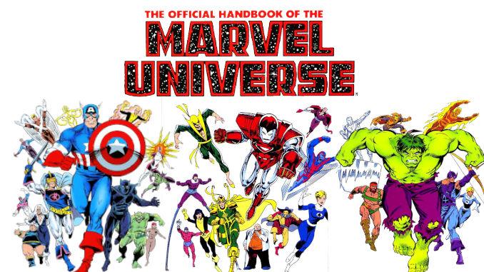 Official Handbook of the Marvel Universe : Découvrez les multiples versions de l'encyclopédie « Marvel de A à Z » !
