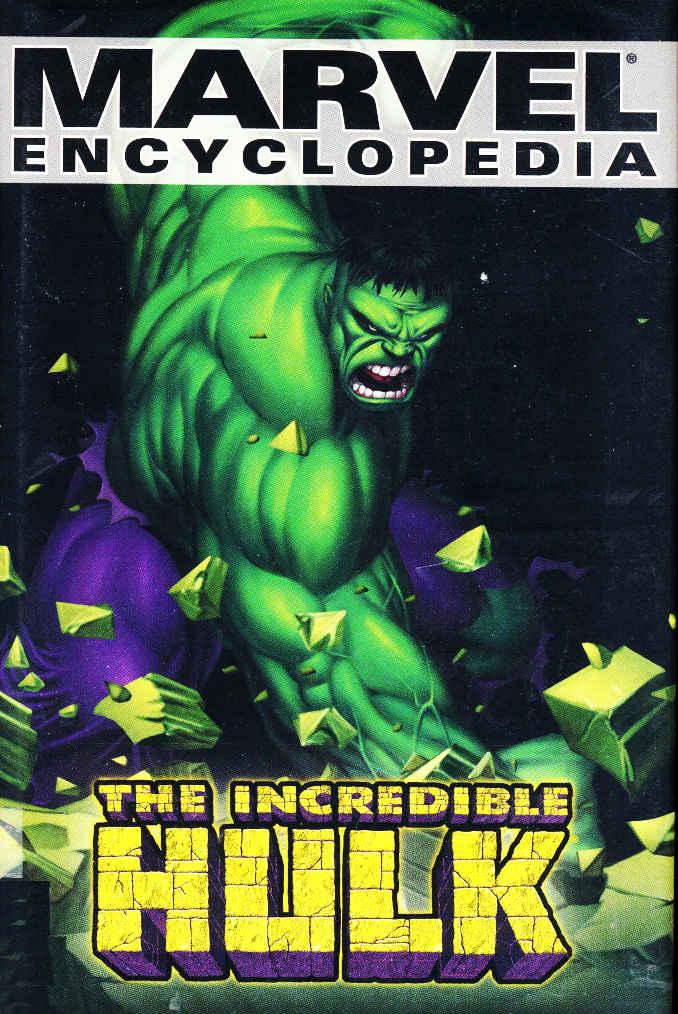encyclopedia marvel de a à z Official Handbook of the Marvel Universe