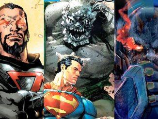 ennemis superman